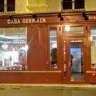 Le Bar-Restaurant la Casa Germain à Paris 7 - La devanture