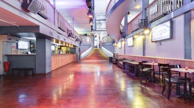 Le Bar-Club le Bal Rock à Paris 9 - Le RdC