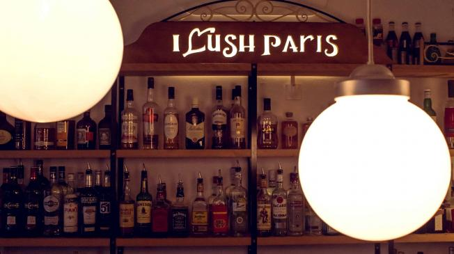 réserver le lush bar à paris 17