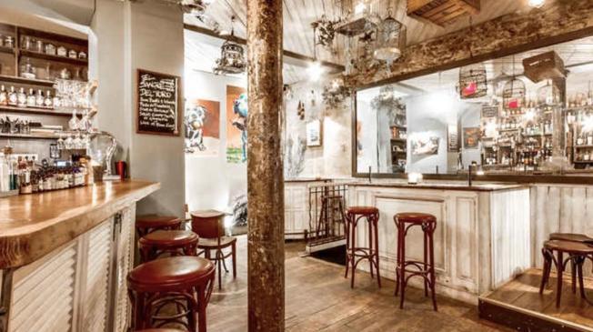 Le Bar à cocktail le Maria Loca à Paris 4 - Le Bar