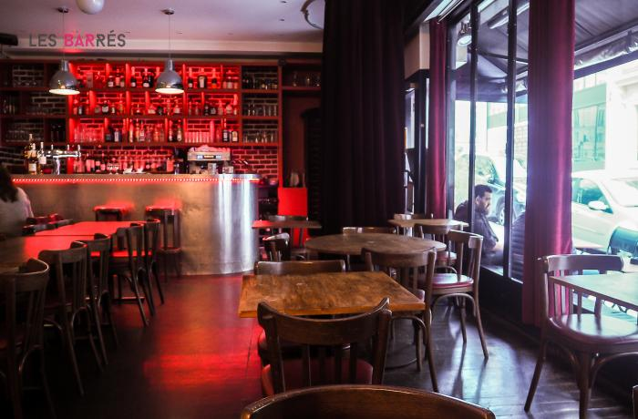 Le Bar-Restaurant l'O'Frenchy à Paris 9 - Le restaurant