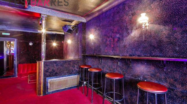 Le Bar à cocktail le Pile ou Face à Paris 9 - Le bar