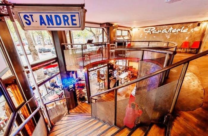 Bar La Cantine Fabien A Paris Reserver Avec Lesbarres