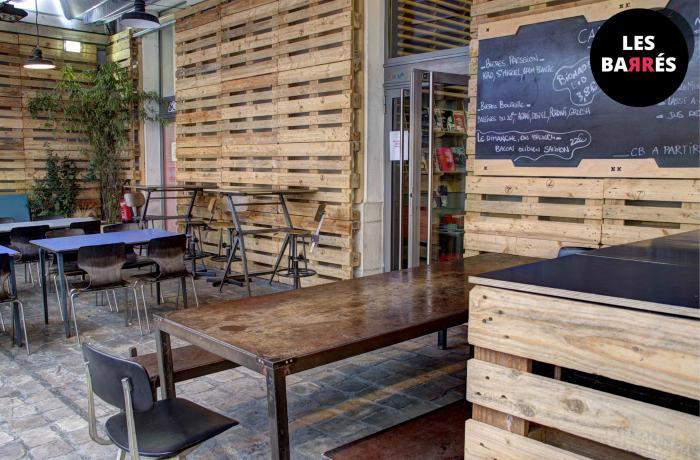 Connu Restaurant Le Café Caché à Paris - Réserver avec LesBarrés UE77