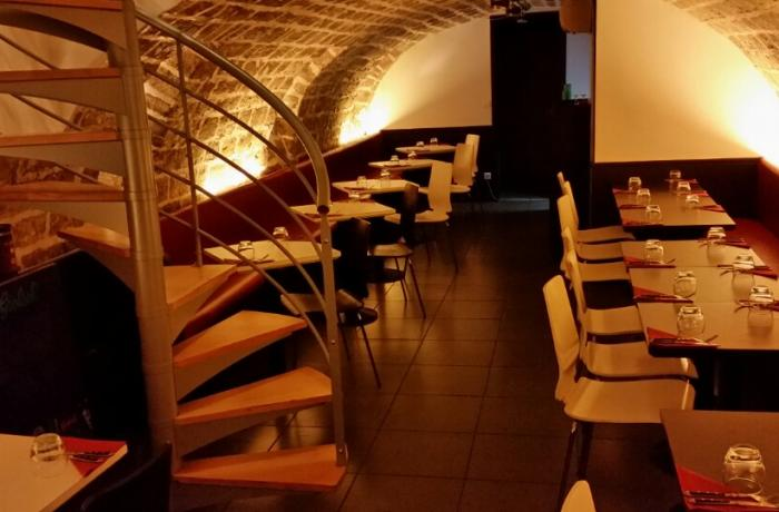 Le Bar-Restaurant la Table du Loup à Paris 12 - La cave