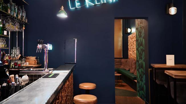 Le Bar-Pub le Klink à Paris 9 - Le bar