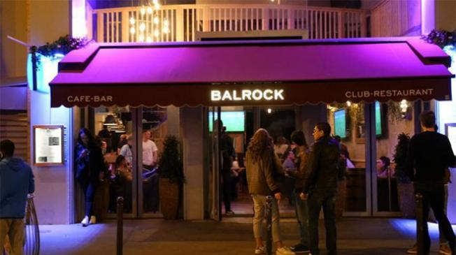 Le Bar-Club le Bal Rock à Paris 9 - La Devanture