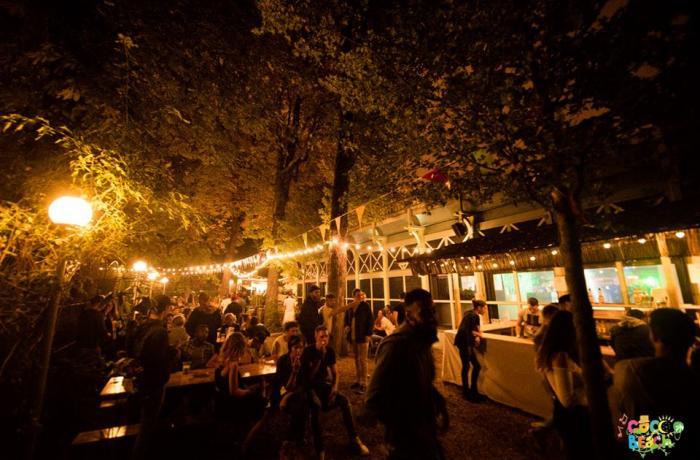 Le Restaurant-Club le Nouveau Châlet du Lac à Saint-Mandé - Le chalet
