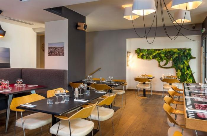 Le Restaurant-Club l'Atelier des Artistes à Paris 11 - Le restaurant
