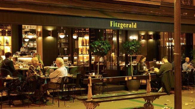 Le Bar-Pub le Fitzgerald à Paris 7 - Le Speakeasy