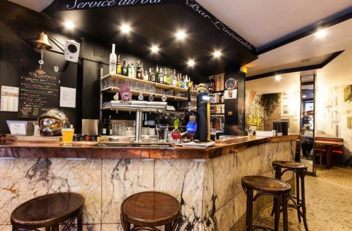 Le Bar-Pub l'Inévitable à Paris 5 - Le bar