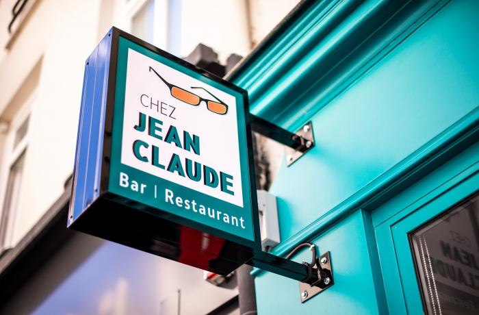 Le Bar-Restaurant le Chez Jean Claude à Paris 14 - La devanture