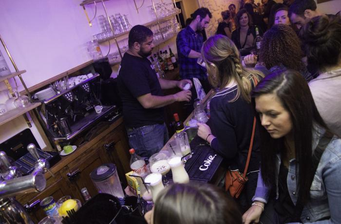 Le Bar les Philanthropes à Paris 11 - Le bar