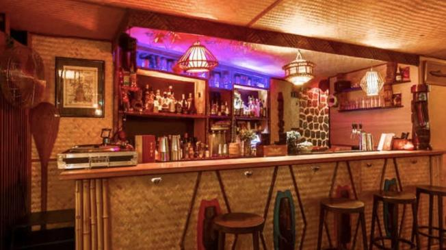 Le Bar à cocktail le Tiki Lounge à Paris 11 - On va bouger ?