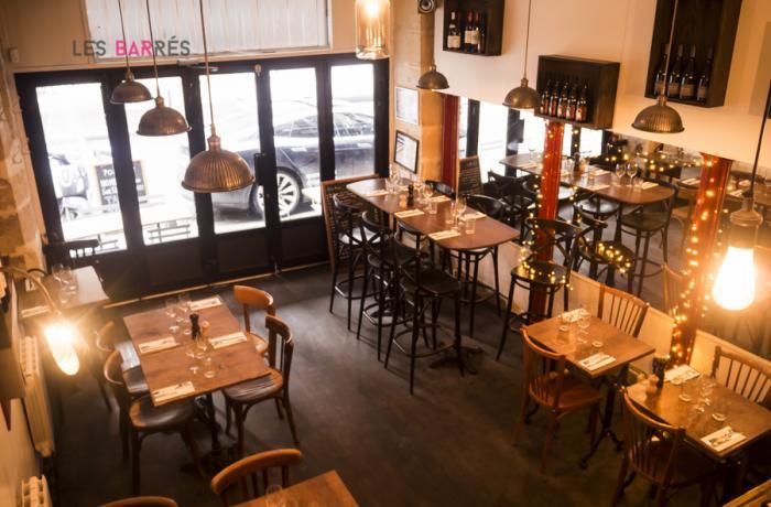Restaurant Le Postiche Restaurant à Paris