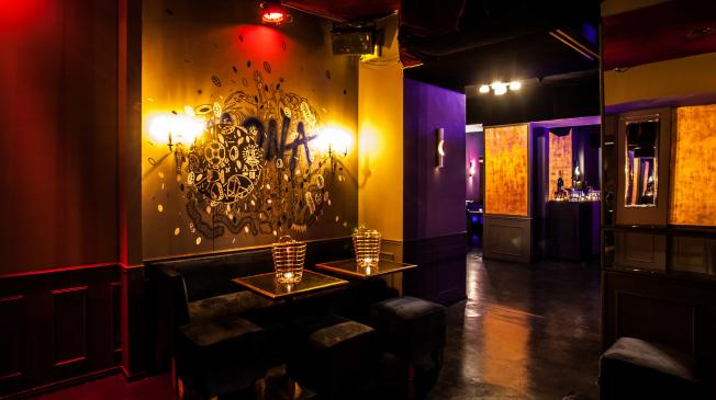 Le Bar Club Restaurant le Mona Lisa à Paris 1 - Le Club