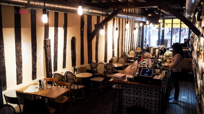 bar atelier popeille paris r server avec lesbarr s. Black Bedroom Furniture Sets. Home Design Ideas
