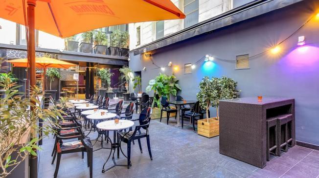 Restaurant Avec Terrasse Paris 9