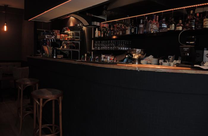 Le Bar le Palomino à Paris 11 - Le bar