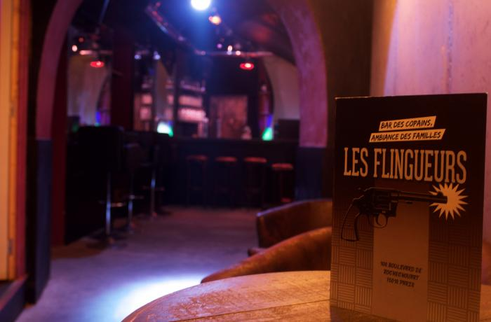 Le Bar-Pub les Flingueurs à Paris 9 - Le Mini-Club