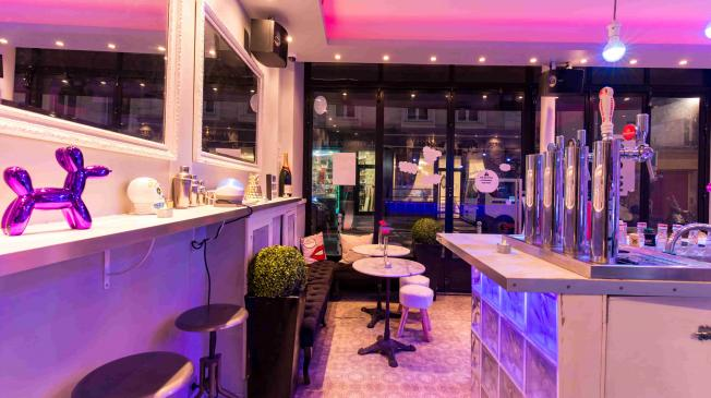 Le bar le Pachi Pacha Mini bar à Paris 12 - La salle principale