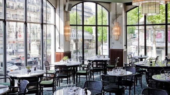 Le bar-Restaurant Brasserie Barbes à Paris 18 - La Salle Principale