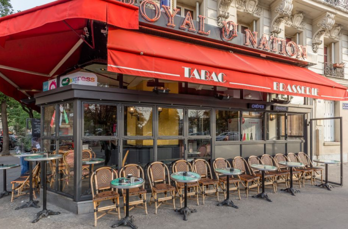 Bar Le Royal VI Nation à Paris - Réserver avec LesBarrés