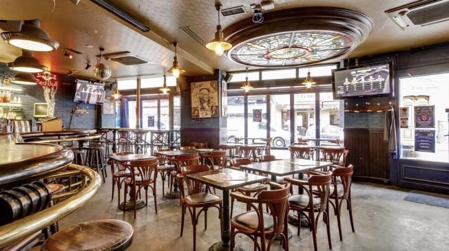 Le Bar-Pub le King George à Paris 9 - Le Bar
