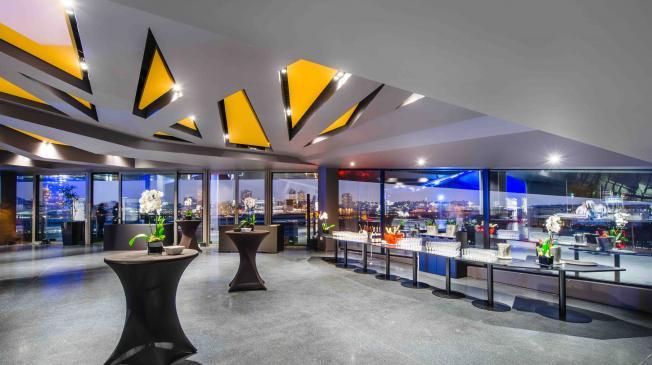 Le Bar-Restaurant Le Balcon à Paris 19 - La salle