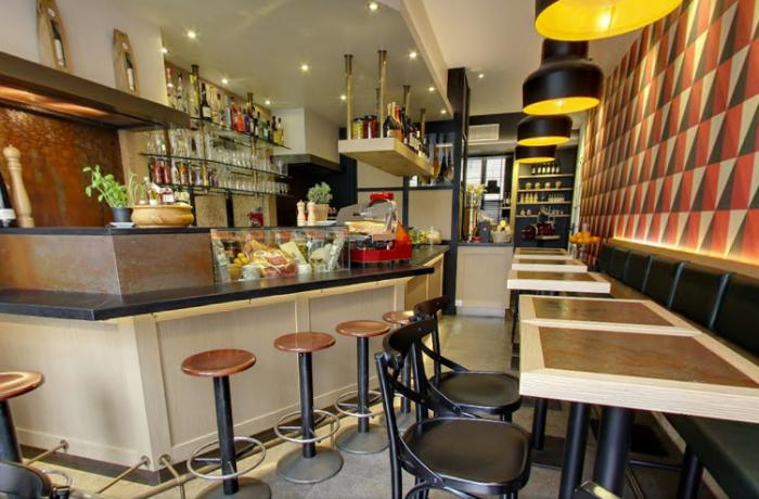 restaurant le comptoir gourmet paris r server avec. Black Bedroom Furniture Sets. Home Design Ideas
