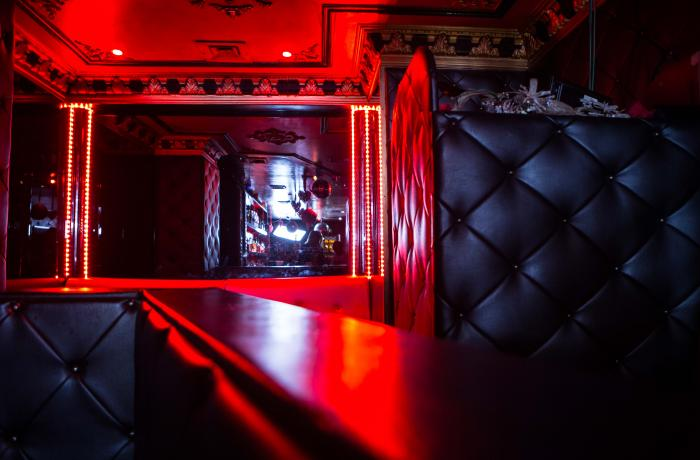 Le Bar le 37/CARRE P à Paris 8 - Le Salon Privé