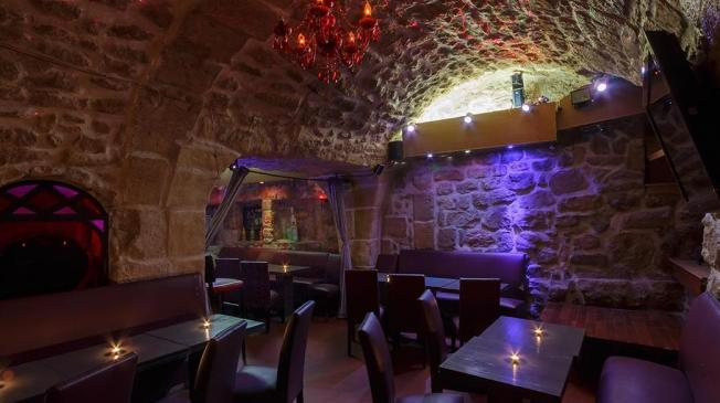 Le Bar-Restaurant la Cave du 31 à Paris 5 - La cave privative