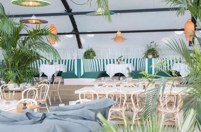 Le Bar-Restaurant l'Ô à Levallois-Perret - Le restaurant