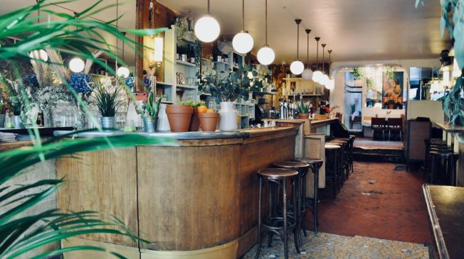 Le Bar la Mercerie à Paris 11 - Les cocktails